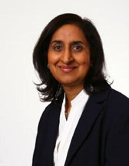 Cha Patel, MBA, Chair of Risk and Audit