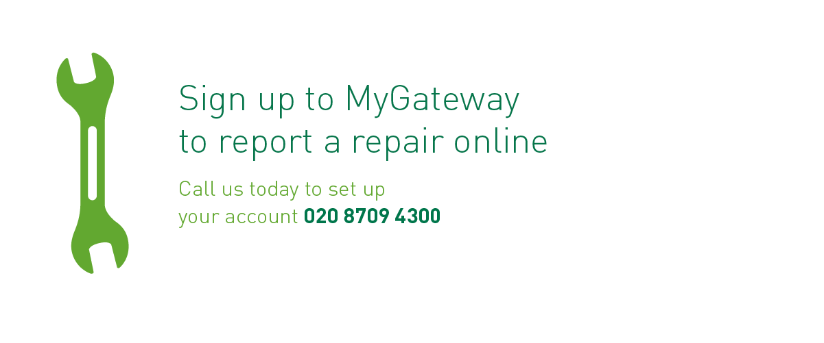 Sign up to MyGateway