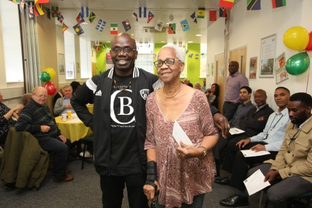 Gateway residents and staff came together for a great event to celebrate Black History Month