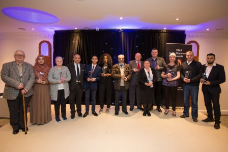 All winners of the STAR awards