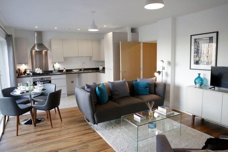 Zest over 55s show home