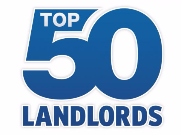 Top 50 landlords logo