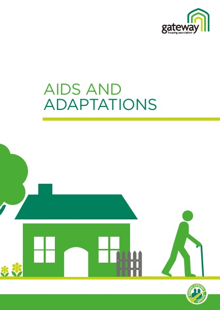 Aids and adaptations leaflet