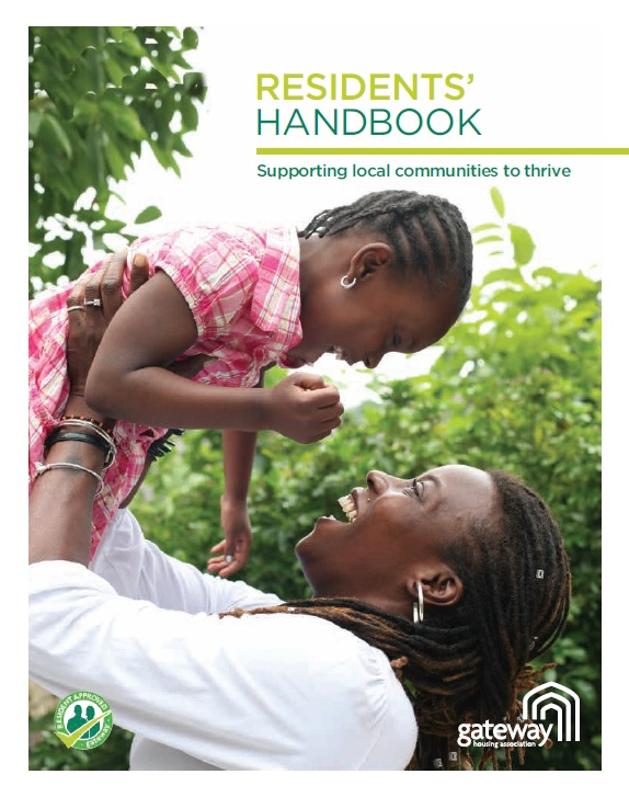 Residents Handbook Front Cover