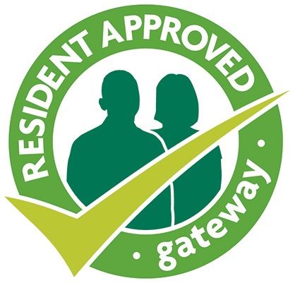 Resident Approved logo