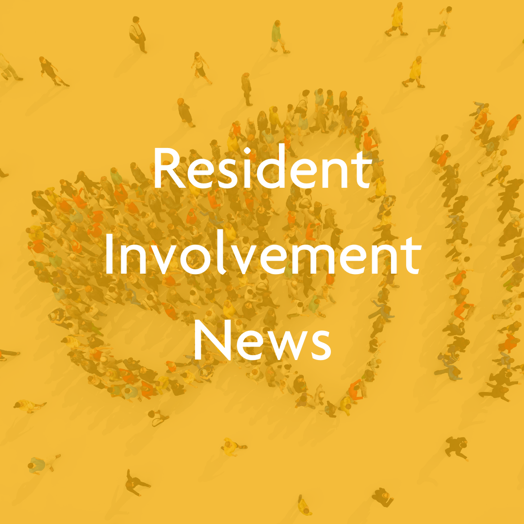 Resident Involvement News